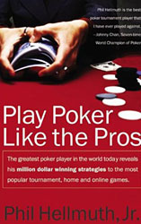 Play Poker Like the Pro !