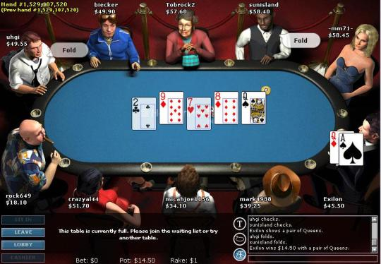 Poker chat rooms casinos france operations
