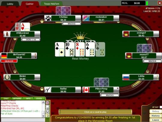 Poker.com - play poker online for fun or real money !