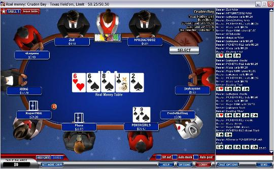online poker room usa